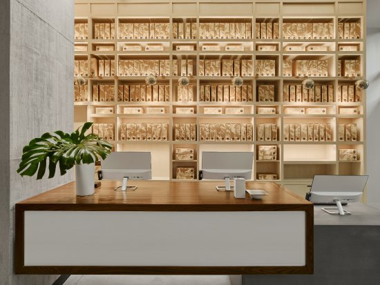 Front Desk at Arlo NoMad