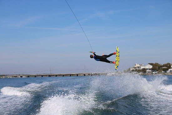 Shred The Gnar Wakeboard School