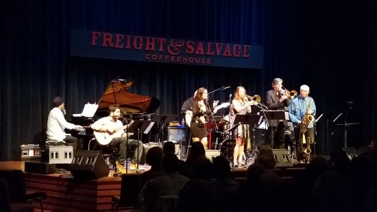 Foto de Freight and Salvage Coffee House