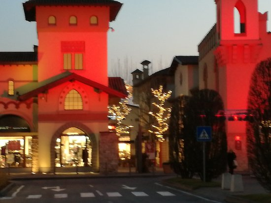 Fidenza, Italia: Entrata
