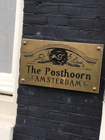 The Posthoorn Foto