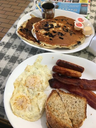Terry's Comfort Food with Attitude : Wonderful filling breakfast!