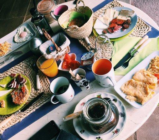 Hotel Can Casi: Desayuno