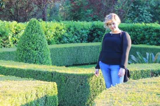 La Cutura: giardino all'italiana