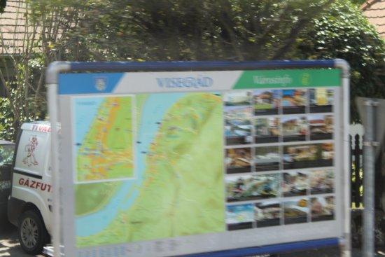 Visegrad Şehir Merkezi