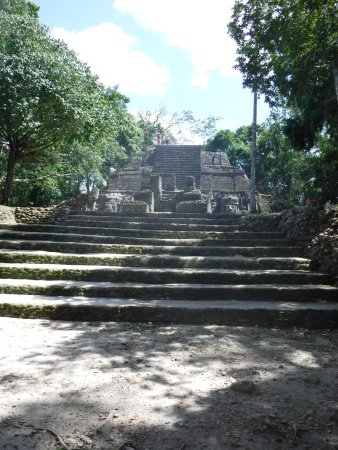 Distretto del Belize, Belize: The Mask Temple