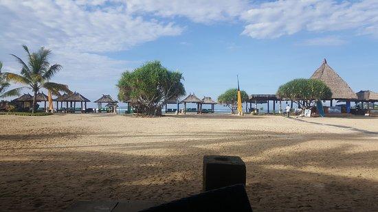 Novotel Lombok: Pantai