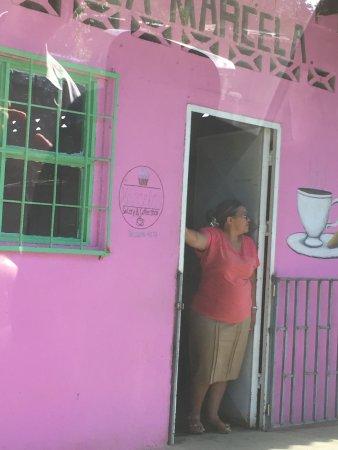 Rincon de La Vieja, Costa Rica: Head baker...