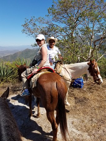 Rancho El Charro: Mountaintop