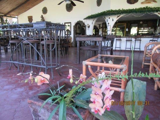 Hotel Paraiso del Cocodrilo: Bar Restaurant Cocodrilo
