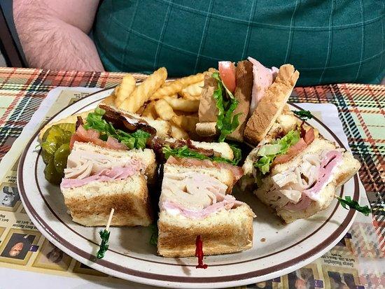 Elsie's Magic Skillet: Awesome chicken salad!