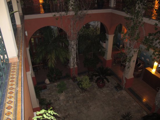 Hotel Casa San Angel Picture