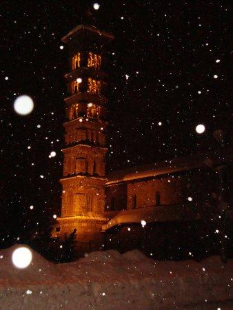 Kirche San Karl St. Moritz-Bad: Linda...!!!