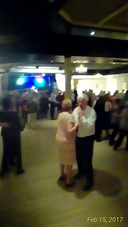 Gleneagle Hotel: Great entertainment