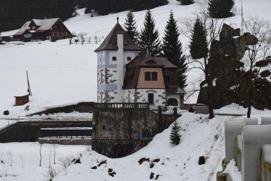 Labska Dam
