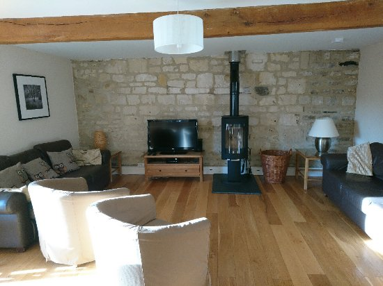 Bathampton, UK: Lovely comfortable lounge