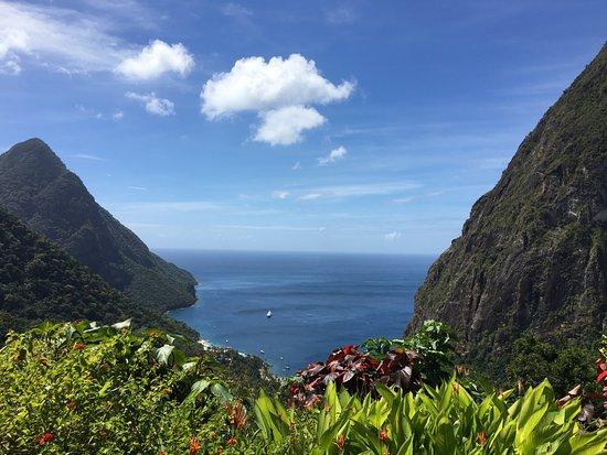 Ladera Resort: Suite S view