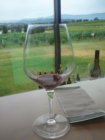 Oakridge Wines Restaurant