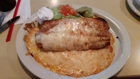 Swanton, OH: Chimichanga Enchilada Style