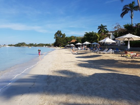 Negril 7 mile beach resorts