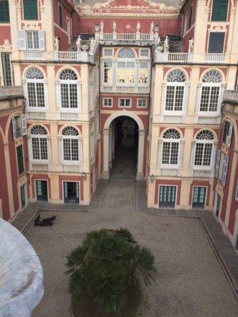 Museo di Palazzo Reale: Palazzo reale