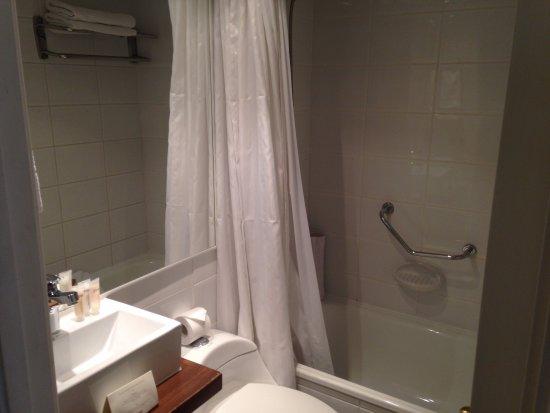 Time Suite: banheiro social