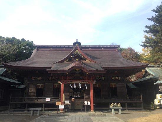 Oarai Isosaki Shrine : photo0.jpg