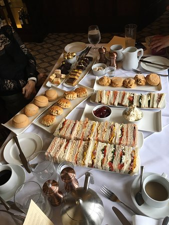 The best afternoon tea and great staff