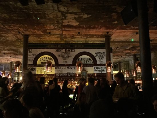 The Blues Kitchen Shoreditch Review