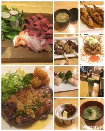 Itabashi, Japón: お通しのフグの唐揚げとまとめ(笑)です^_^