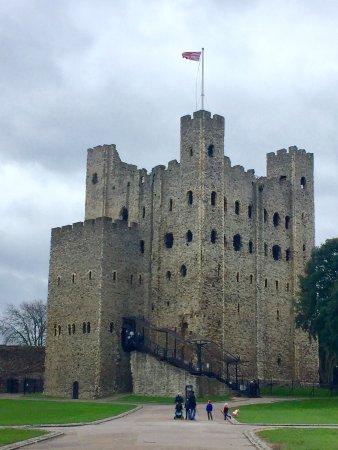 Rochester Castle: photo0.jpg