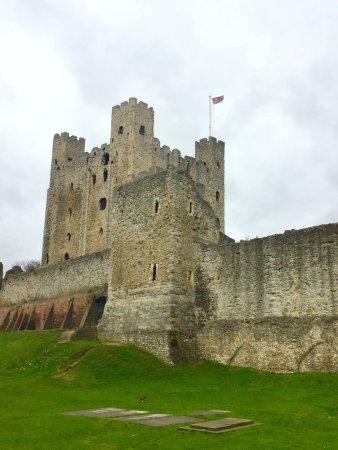 Rochester Castle: photo2.jpg