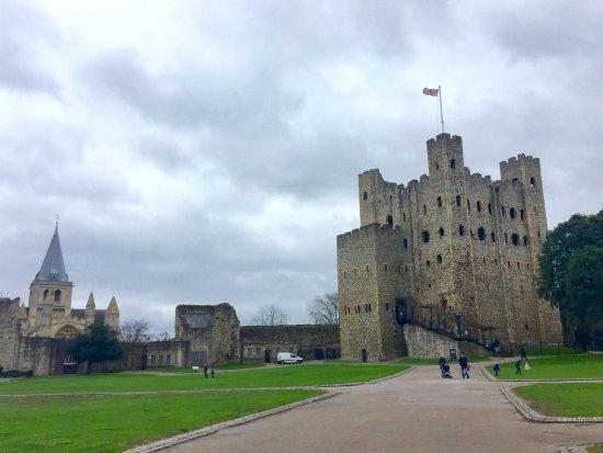 Rochester Castle: photo3.jpg