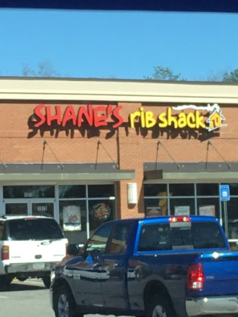 Monroe, جورجيا: Shane's Rib Shack