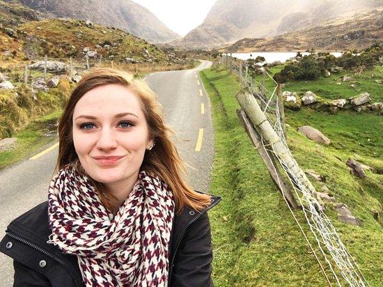 Gap of Dunloe: Great for selfies ;)
