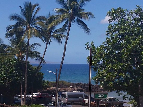 Shores of Maui: View from the lanai