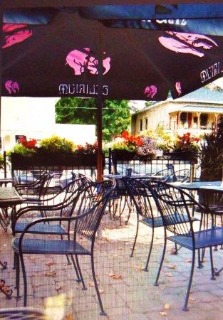 Bayfield, Canadá: Cute patio
