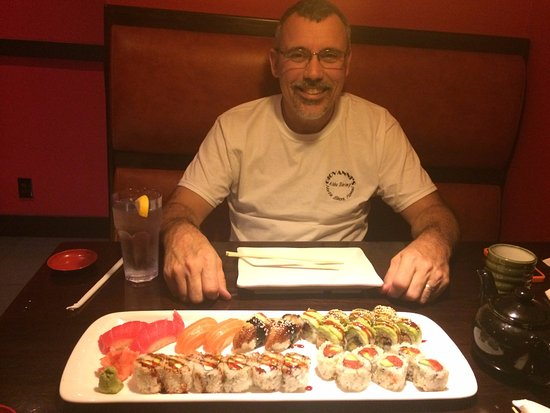 Madison, AL: Sushi Lunch