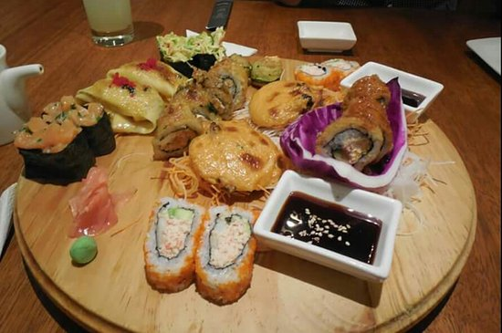 Foto de noe sushi bar cuenca buena comida tripadvisor for Comida buena