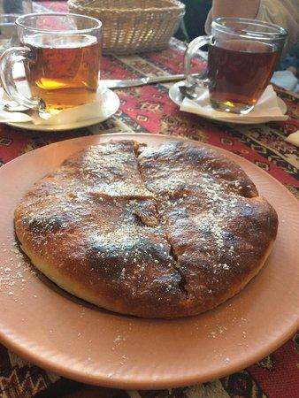 Giv'atayim, Israel: Data dessert