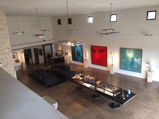 Merveilleux Frank Arnold Gallery: View From Storage Loft