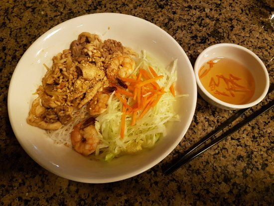 Strathmore, Canada: Oriental Grill