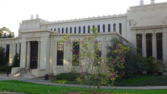 University of California, Berkeley: Ein Universitätsgebäude
