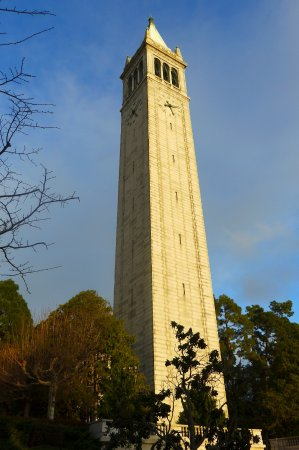 University of California, Berkeley: Der Glockenturm