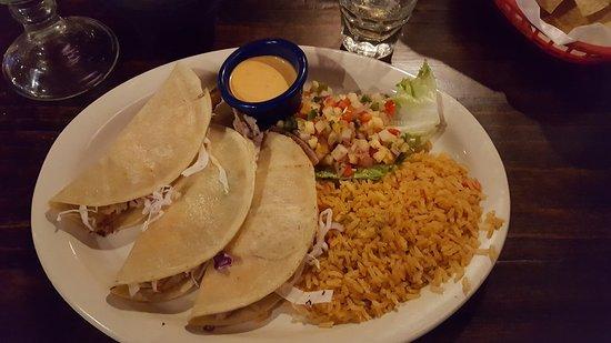 Addison, TX: Fish Tacos
