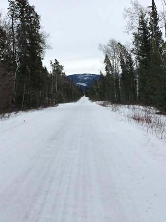 Sundog Retreat : Road to Sundog
