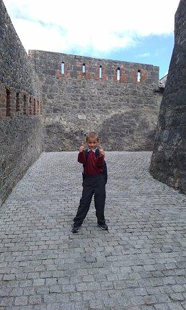 Athlone, Irlandia: On the way to castle