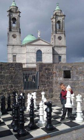 Athlone, Irlandia: More chess...