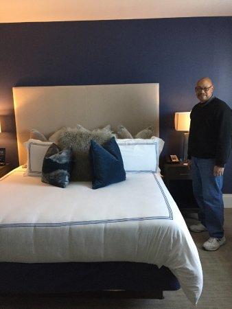 The Restoration: Bedroom area