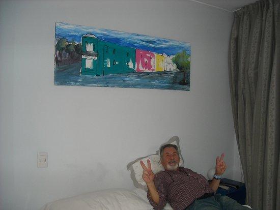 America del Sur Hostel: Nice room/comfy bed